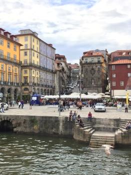 Porto's harbour